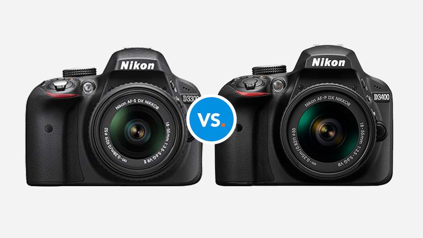 Compare Nikon cameras