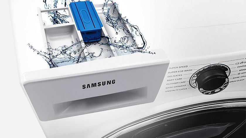 Detergent drawer