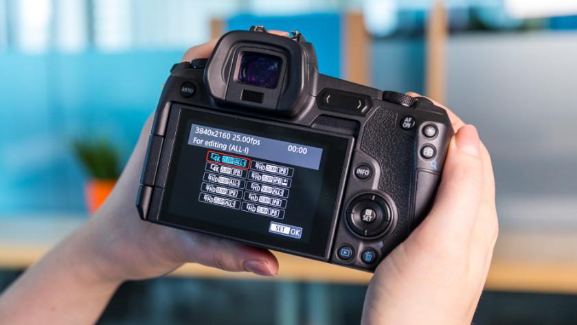 beeldkwaliteit EOS R