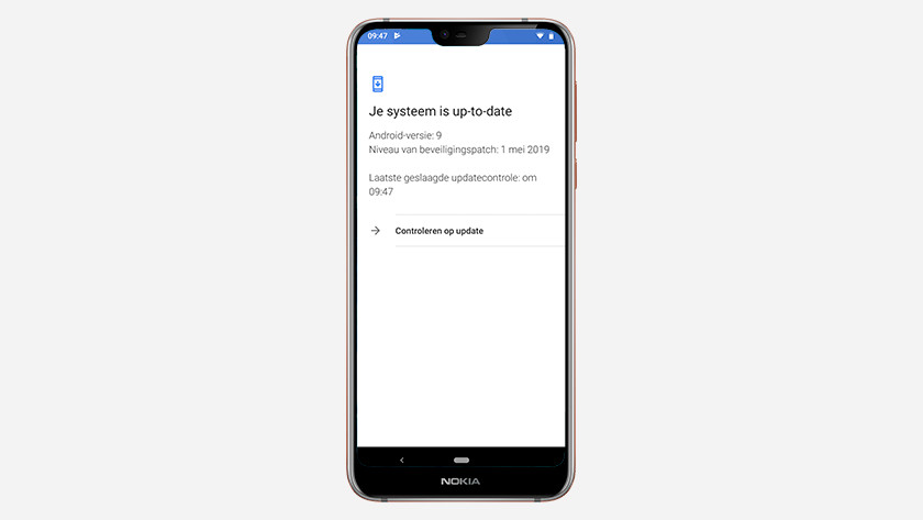 Beveiligingsupdates Nokia