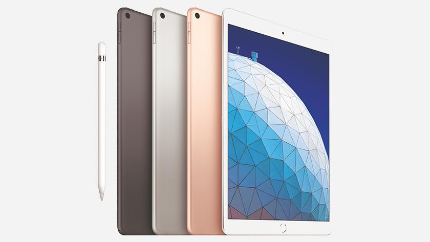 Kleuren iPad Air (2019)