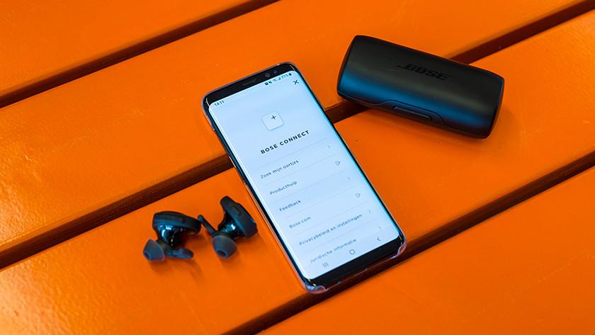 De Bose Connect app