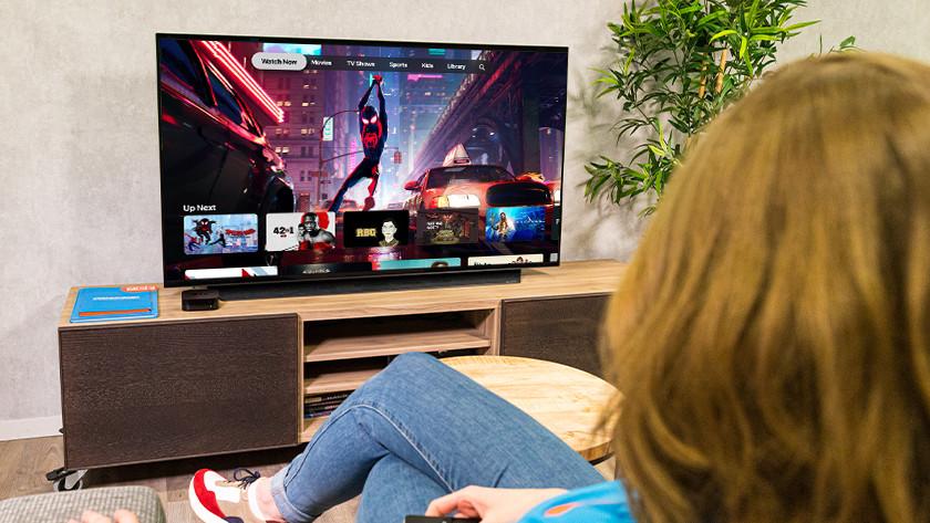 Apple TV+ deactiveren op je smart tv met Apple TV app