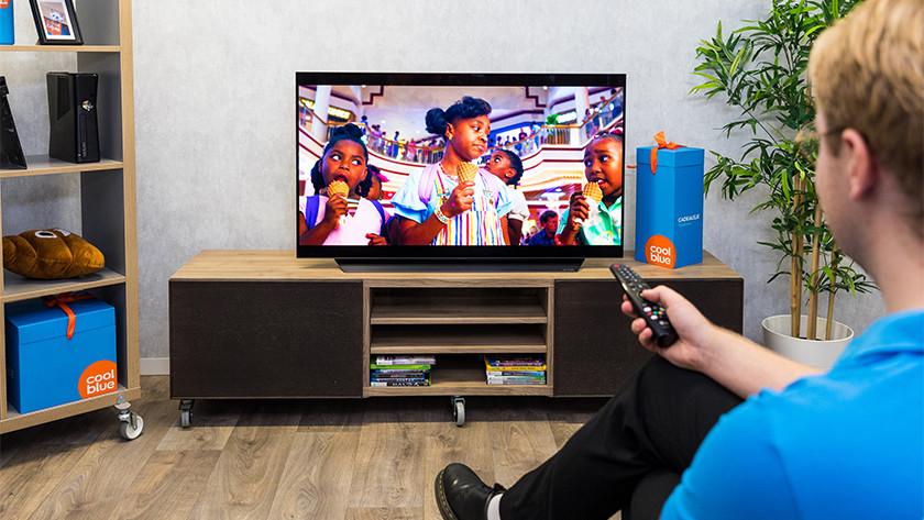 HDR beelden van de LG CX OLED tv en a9 processor