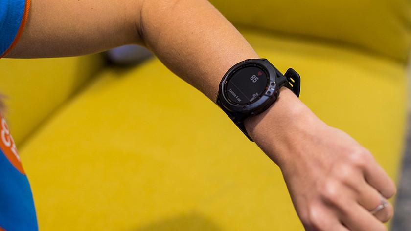 Wrist measurement watch