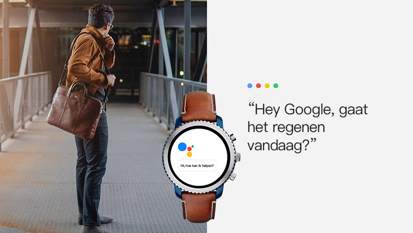 Google Assistant and Smartwatches