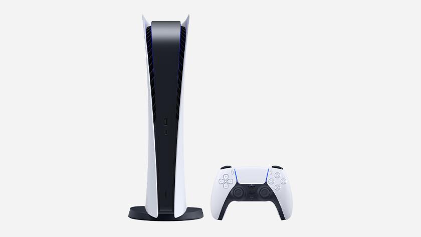 Formaat PS5 DE