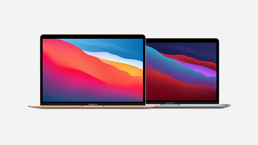 Apple MacBook met M1 chip