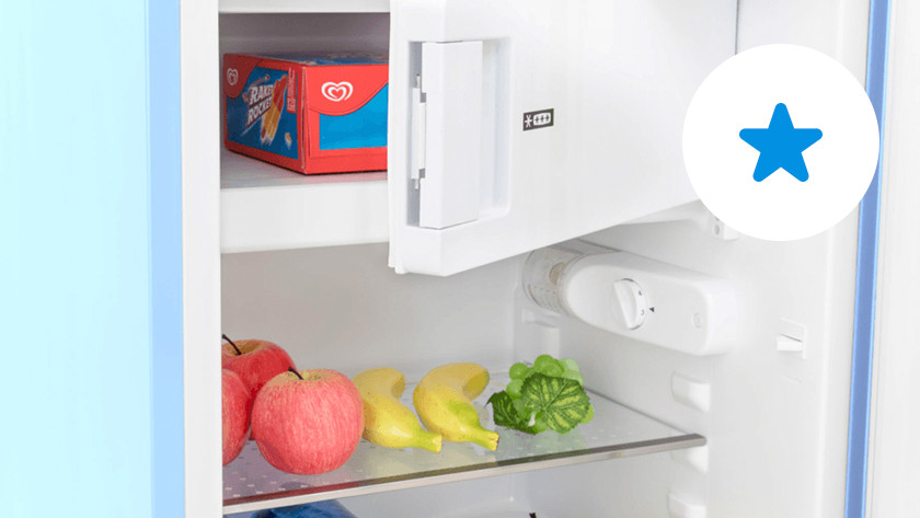 4-star freezer compartment
