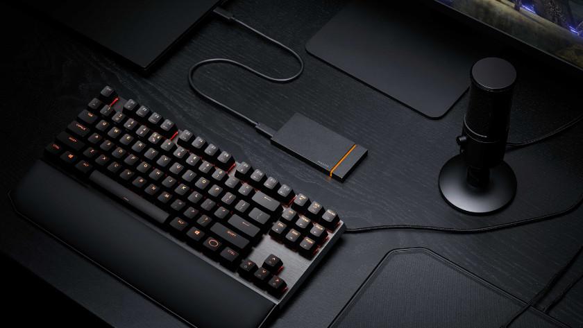 Met een externe SSD van Seagate heb je snel toegang tot jouw favoriete games
