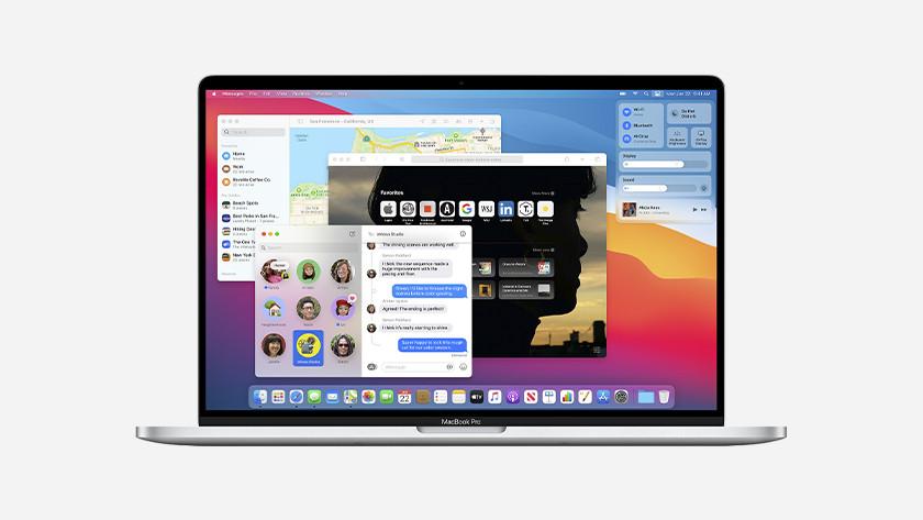 Apple macOS Big Sur new