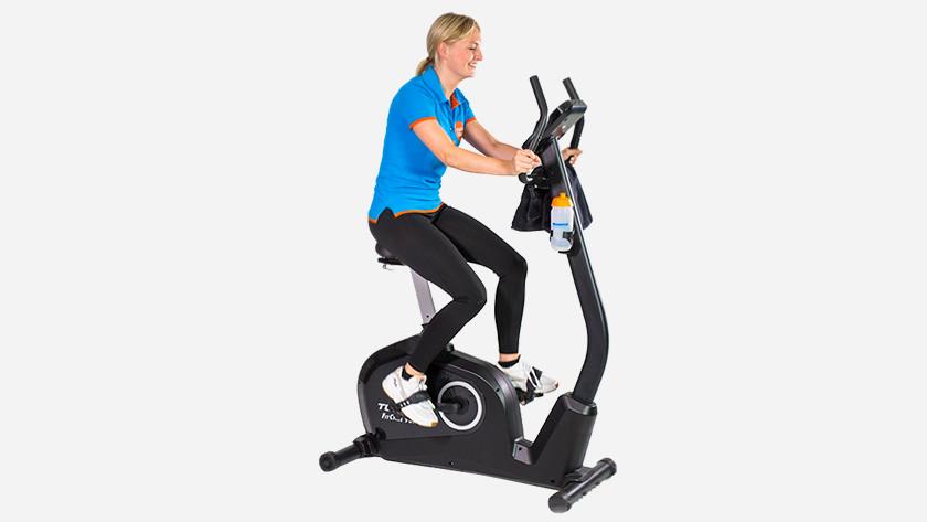 interval training exercise bike