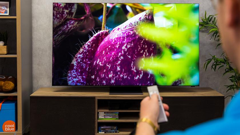 Eerste indruk van de Samsung Q950TS 8K QLED tv