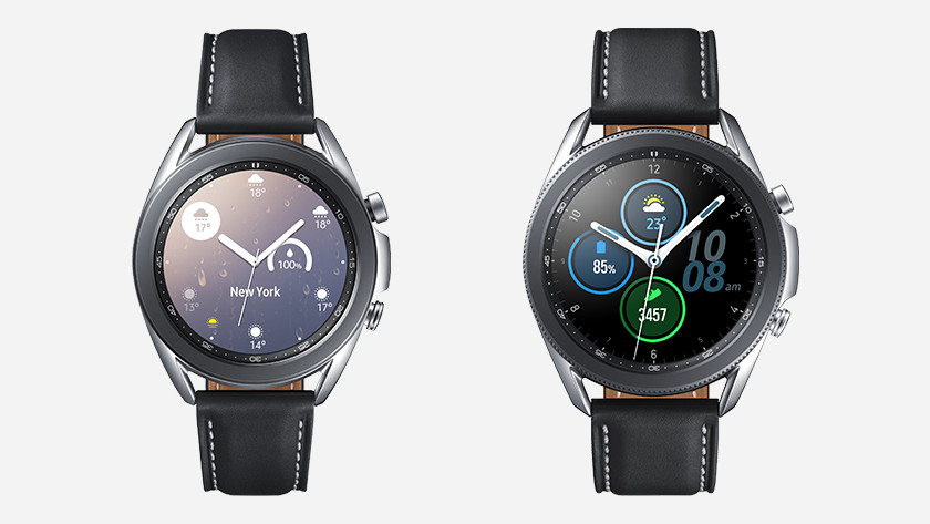 Samsung Galaxy Watch3 size