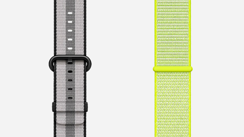 Apple Watch nylon bandjes
