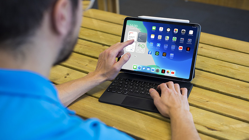 Magic Keyboard voor Apple iPad Air (2020)