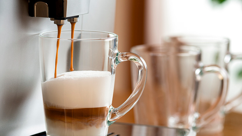 Making coffee is not expensive with a fully automatic coffee machine