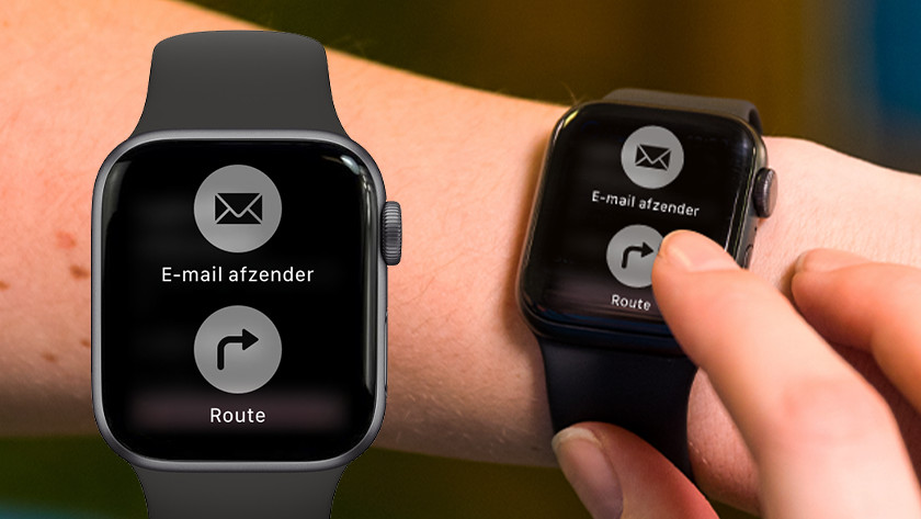 Reply to invitations via the Apple Watch