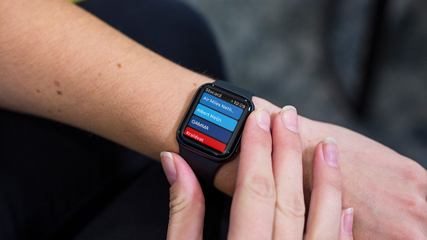 Apple Watch Stocard