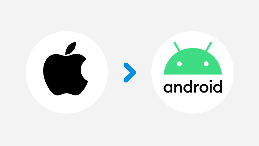 Contacts Apple to Android