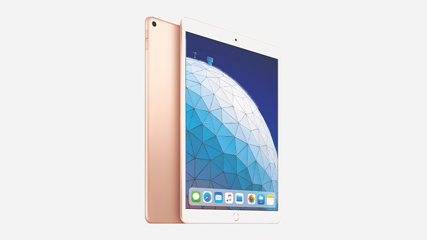 iPad Air schuin