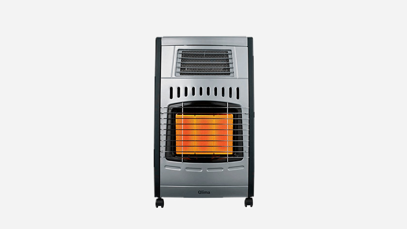 Heater without electricity