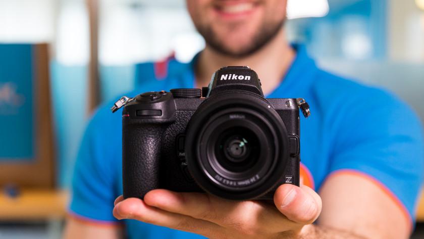 Eerste indruk Nikon Z5