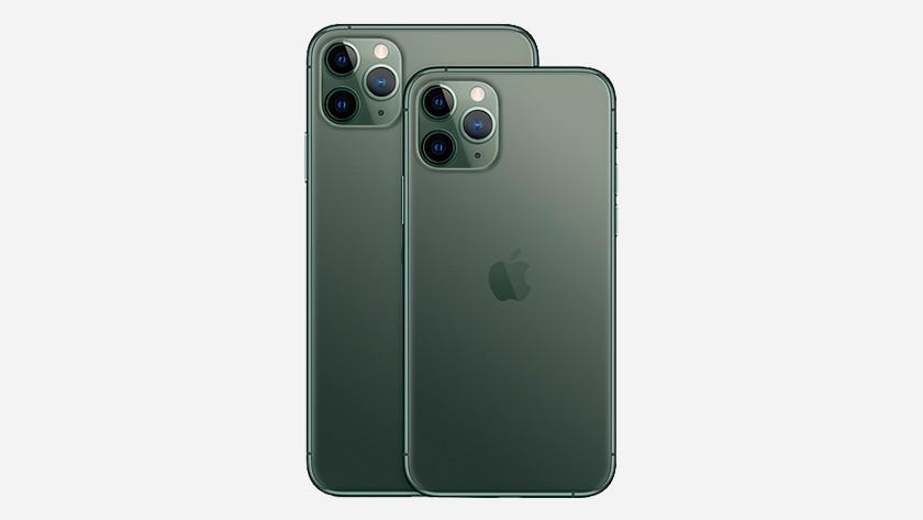 Apple iPhone 11 Pro (Max) Midnight Green