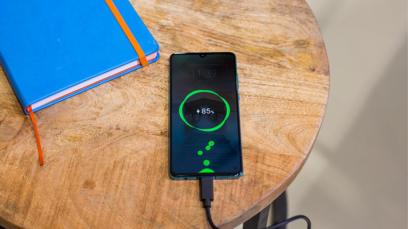 Quick charge Moto G6