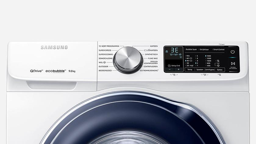 Samsung wasmachine foutcode