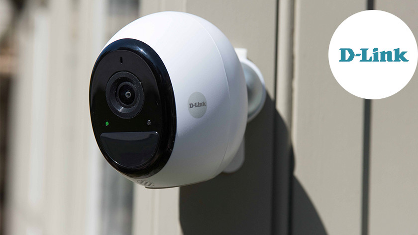 D-link ip-camera ondersteuning