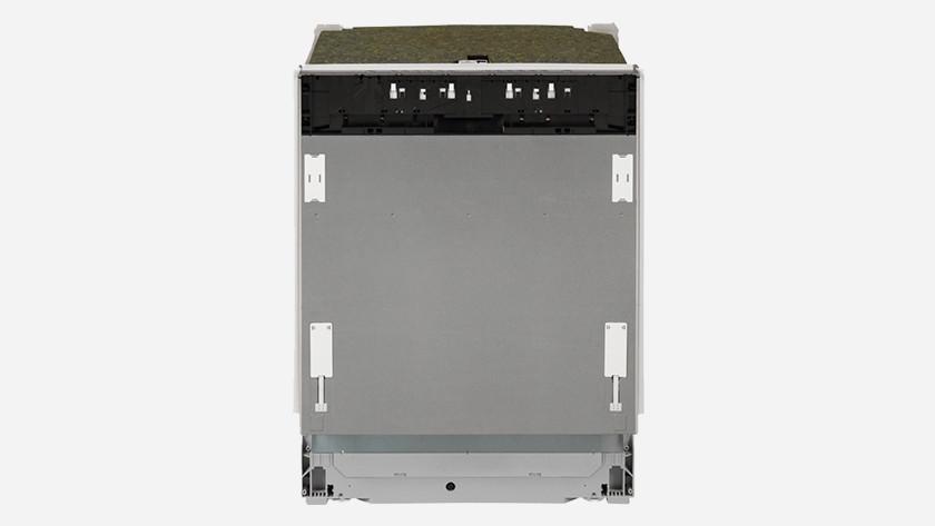 Dishwasher without front panel