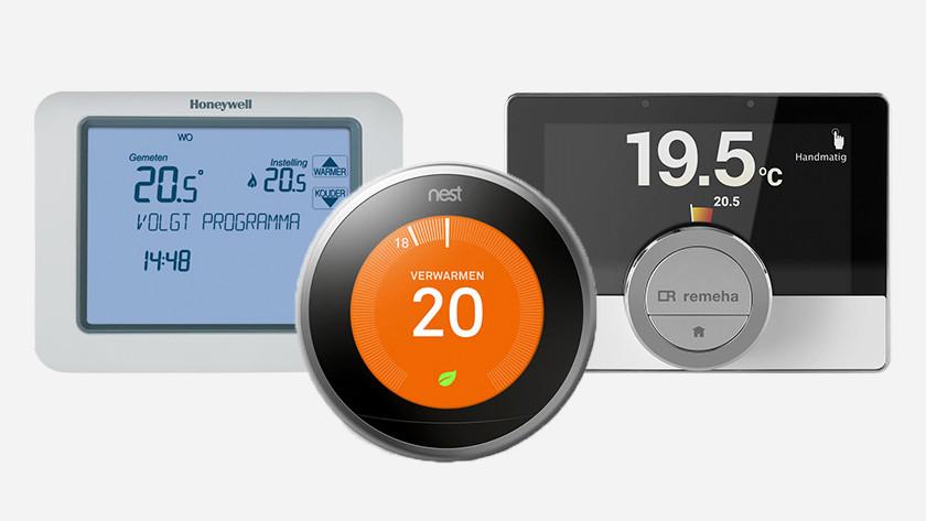 Populair Advies over thermostaten voor stadsverwarming - Coolblue - Voor HG98
