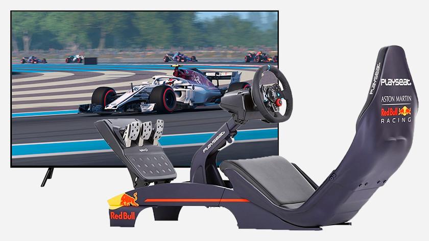 Samsung race seat