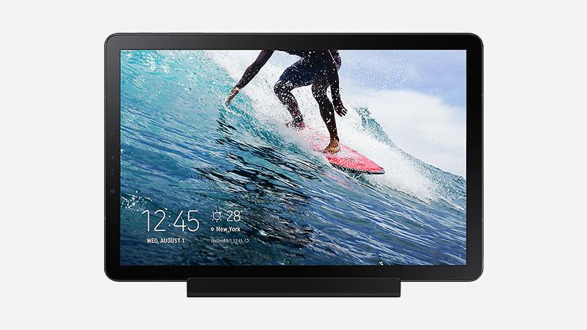 Samsung Galaxy Tab S4 Daily Board