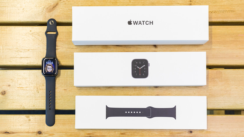 First impression Apple Watch SE