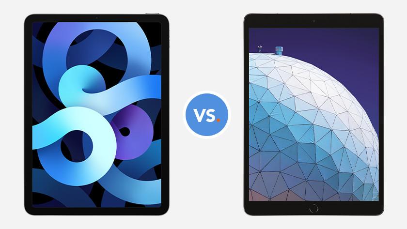 iPad Air (2019) en iPad Air (2020)