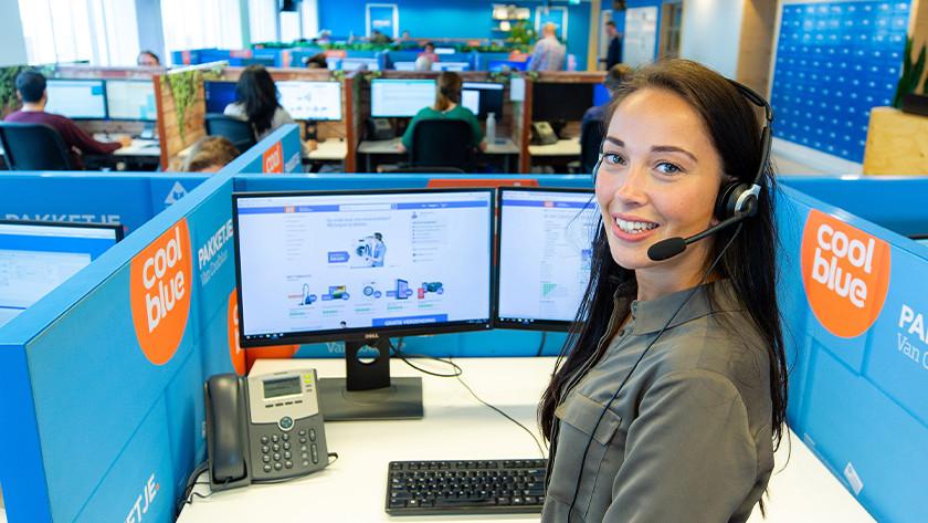 Coolblue customer service