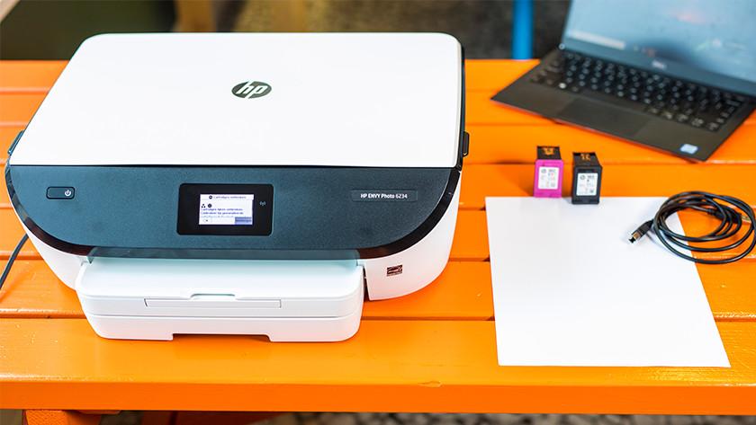 Printer benodigdheden