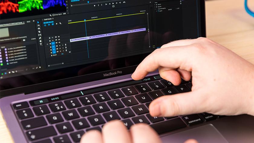 Apple MacBook Pro (2020) toetsenbord