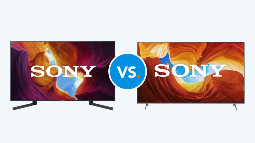 Sony televisies vergelijken