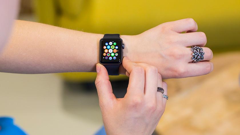 Scherm Apple Watch Series 3