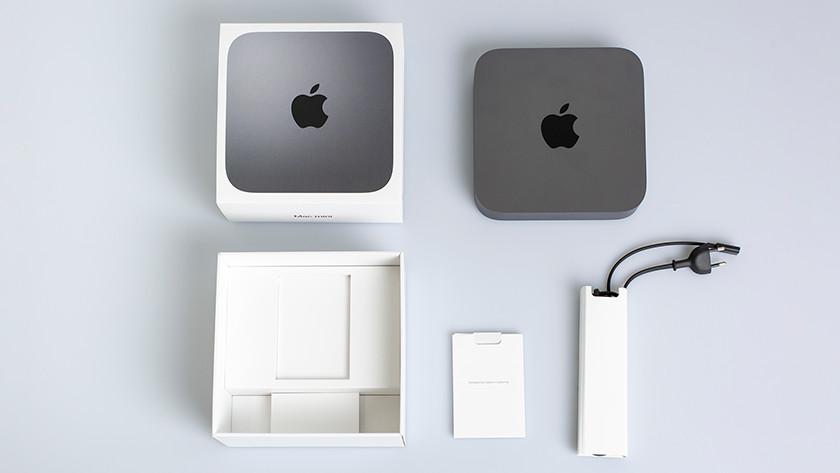 Apple Mac Mini box Space Gray