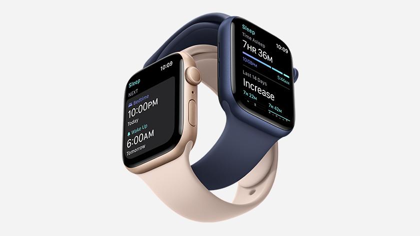 Saturatiemeter Apple Watch Series 6