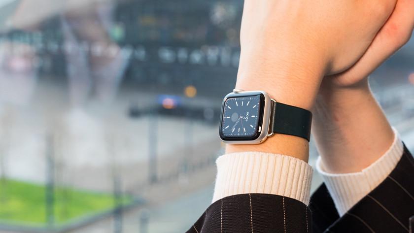 De Apple Watch 'Californië'-wijzerplaat