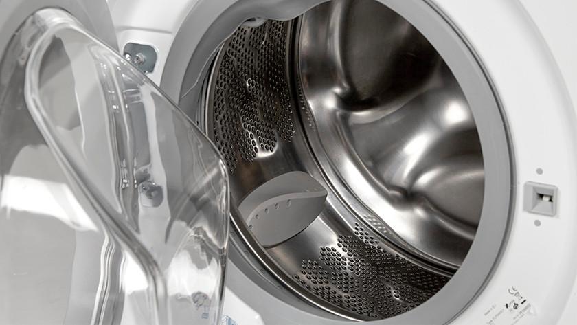 empty the washing machine