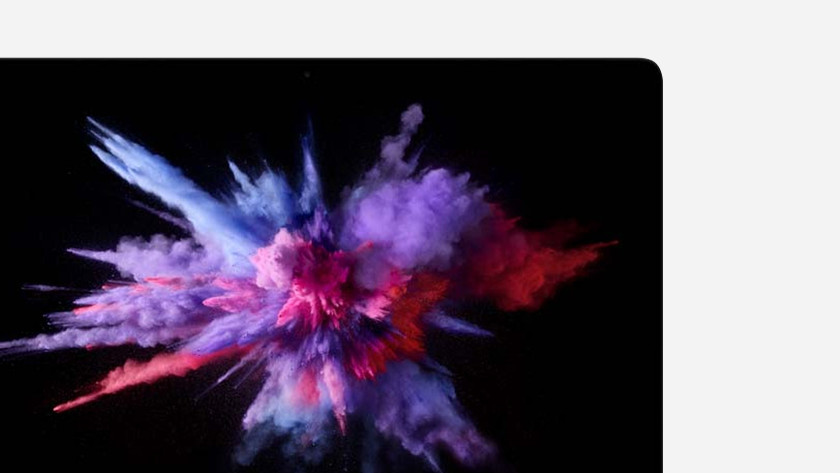 Apple MacBook Pro 13 inch beeldscherm