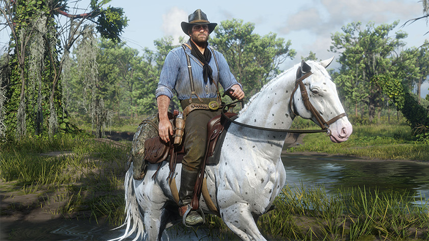 Screenshot van Red Dead Redemption 2