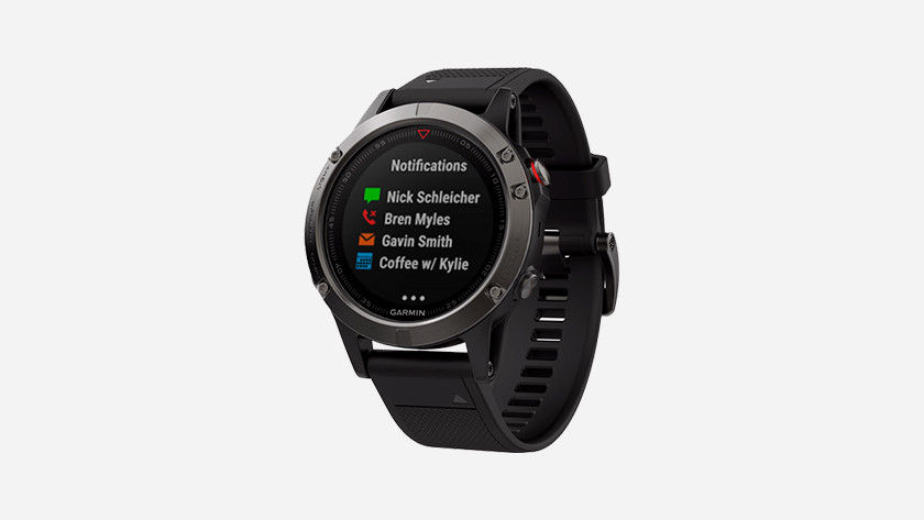 Expert Review Of The Garmin Fenix 5 Coolblue Before 23 59