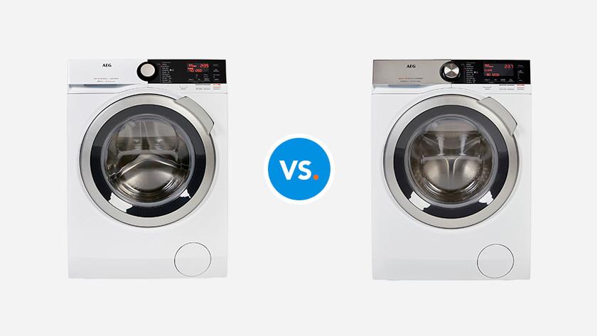 AEG 8000 vs 9000 wasmachine